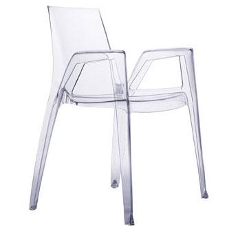 Mario Bellini and Claudio Bellini ArcoBellini Chair