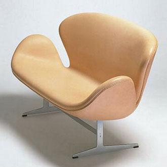 Arne Jacobsen Swan Sofa