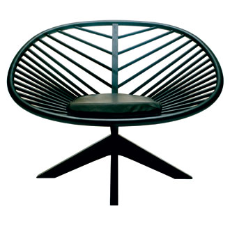 Björn Dahlström Superstructure Easy Chair