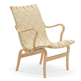 Bruno Mathsson Eva Mi 472 Easy Chair