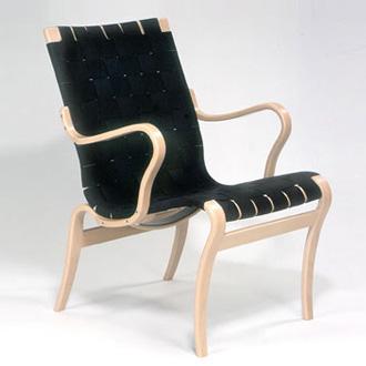 Bruno Mathsson Mina Mi 425 Easy Chair