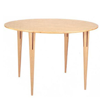 Bruno Mathsson Table With Split Legs