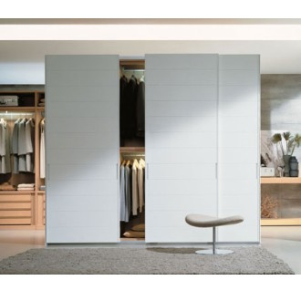 & CR Poliform Boston Senzafine Wardrobe