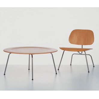 Charles and Ray Eames  LCM Chair