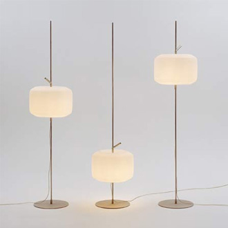 Christian Deuber nan05 Floor Lamp