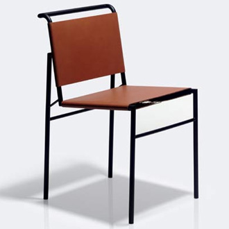 Eileen Gray Designed A Very Comfortable Chair With Deep Seating