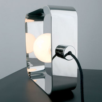 Erika Guelich and Arno Strack New Frame Table Lamp