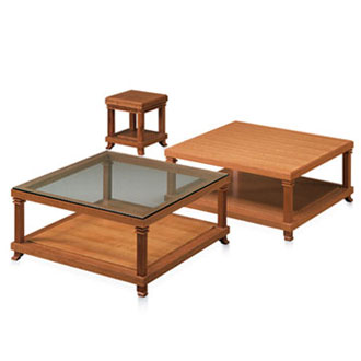 Frank Lloyd Wright Robie 2 Small Tables