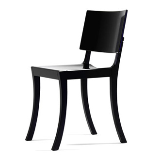 Mattson The Black Chair Collection