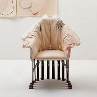 Gaetano Pesce La Pagnotta Chair
