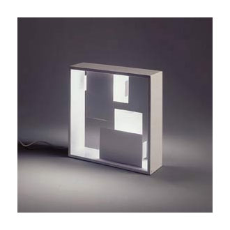 Gio Ponti Fato Table and Wall Lamp