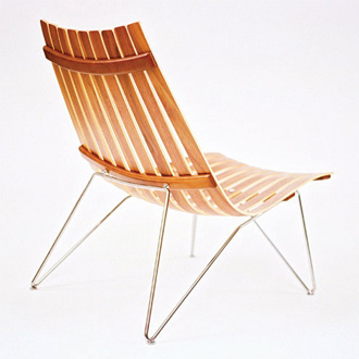 Hans Brattrud Scandia Chair
