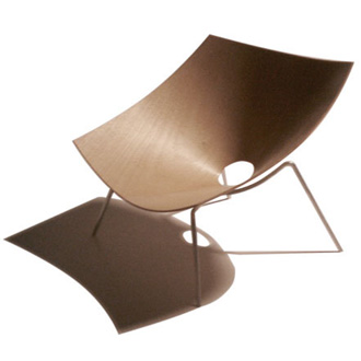Hans Haugaard Pentagon Chair