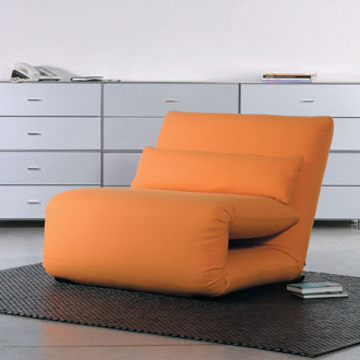 Ingo Maurer and Jan Armgardt Tattomi Armchair