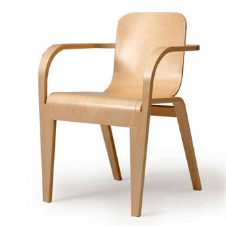 James Irvine Sonia Stackable Armchair