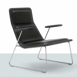 Jasper Morrison Low-pad Armchair