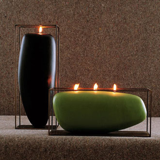 Jean-Marie Massaud Overscale Candles