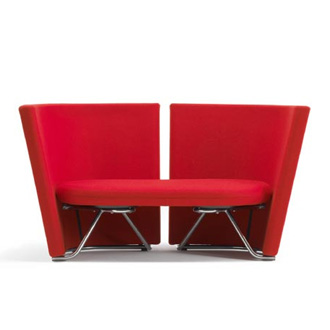 Johannes Foersom and Peter Hiort-Lorenzen Rotor Sofa
