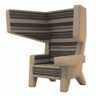 Jurgen Bey Ear-Chair