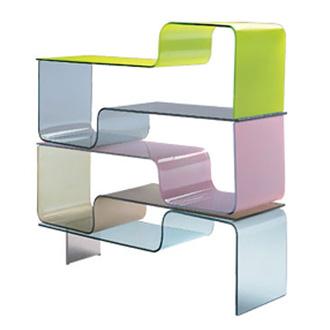 Karim Rashid Kurl Bookcase