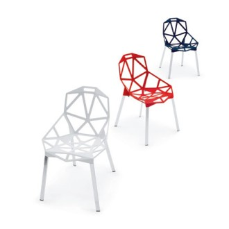 Konstantin Grcic One Family Stacking Chair