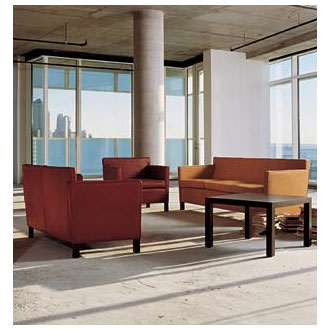Ludwig Mies van der Rohe Krefeld Lounge Collection