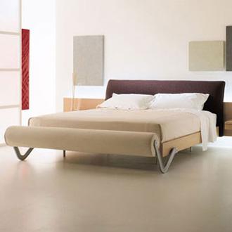 Lodovico Acerbis Noor Bed