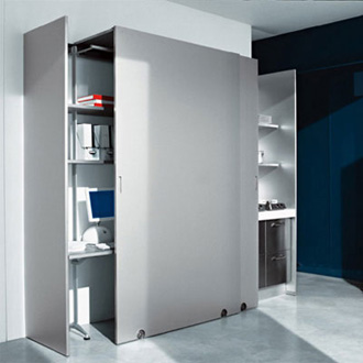 Luciano Bertoncini Action Wardrobe System