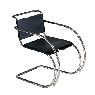 Ludwig Mies van der Rohe MR Chair