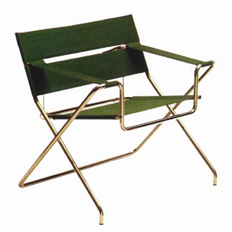 Marcel Breuer D 4 Foldable Armchair