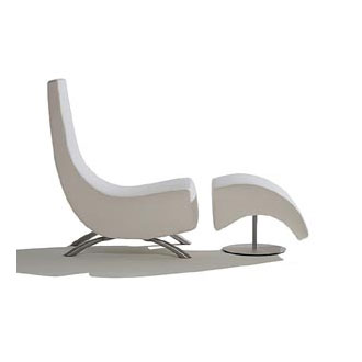 Marco Seveso and Gigi Trezzi Relax Armchair