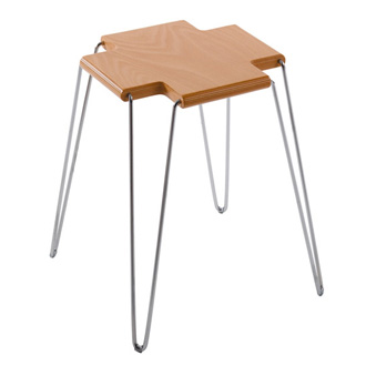 Mario Guidarelli Crossit Stool