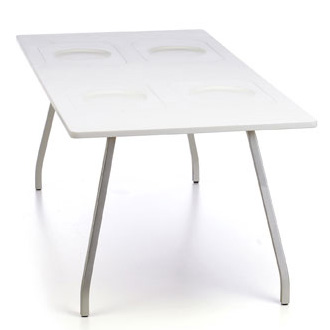 Michiel van der Kley Sumo Table