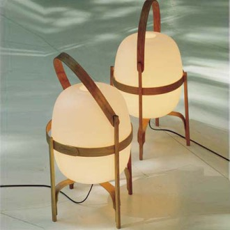 Miguel Milá Cesta Lamp