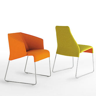 Patricia Urquiola Lazy Seating Collection