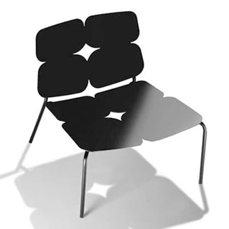 Patricia Urquiola Leaves Lounge Chair
