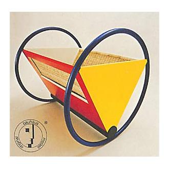 Peter Keler Bauhaus-Cradle