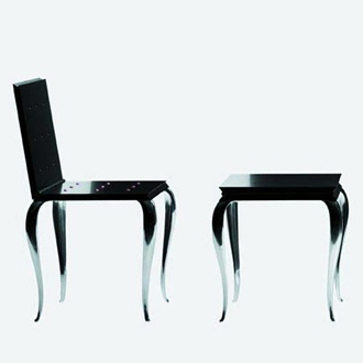 Philippe Starck Lola Mundo Chair