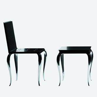 Philippe Starck Lola Mundo Chair