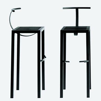 philippe starck the tooth stool. Black Bedroom Furniture Sets. Home Design Ideas
