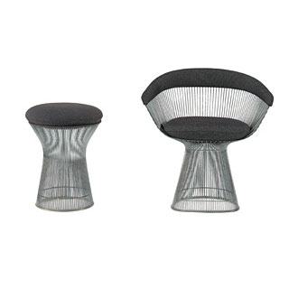 Warren Platner Lounge Collection