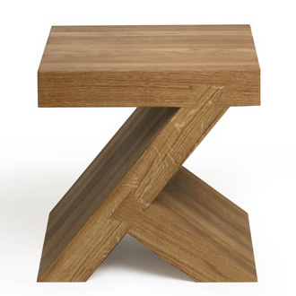 Roderick Vos Small Square Gelderland Table