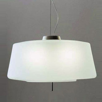 Sebastian Bergne Lid Suspension Lamp