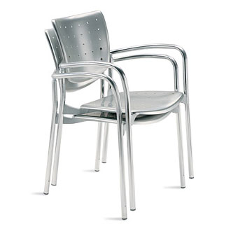 Josep Lluscà Street Stacking Chair