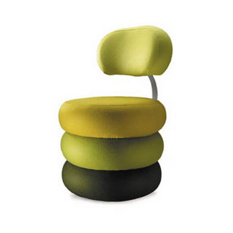 Uli Schmid and Christian Olufemi Easy Chair ET