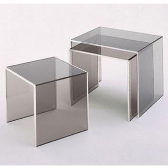 Vittorio Livi Grecale Tris Coffee Tables