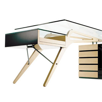 Zanotta Cavour Writing Desk
