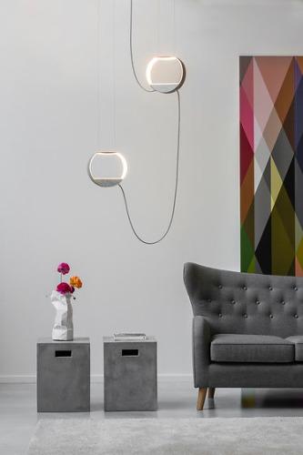 Davide Oppizzi Eau De Lumière Pendant Lamp