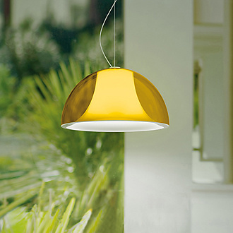 Alberto Basaglia and Natalia Rota Nodari L002 Suspension Lamp Round