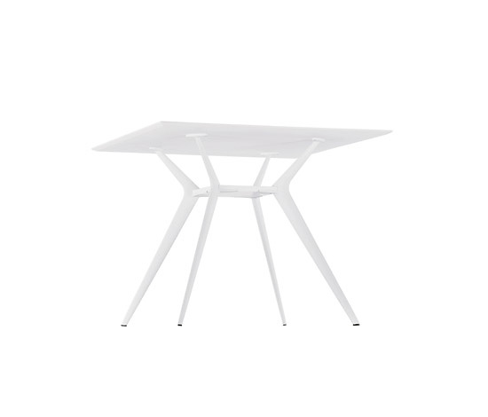 Alberto Meda Biplane Table